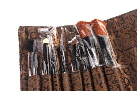 Harga Alat Make Up Merk Wardah jojo makeup set alat makeup 1 set isi 8 dilengkapi tas