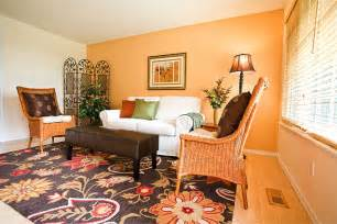 room color design color your with an orange living room