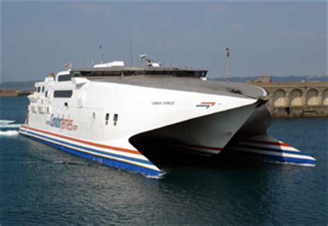 fast boats to jersey london to the channel islands by train ferry london to