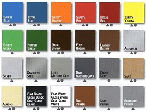 rust oleum universal spray paint color chart spray painting kitchen cabinets
