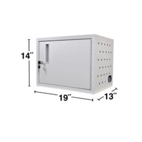 luxor h wilson lltmwusb12 g wall mount desktop 12 luxor lltmwusb12 g wall desk charging box 12 tablets