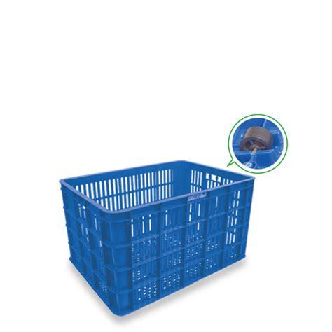 Jual Keranjang Plastik Di Medan kontainer industri roda serbaguna 2233 l