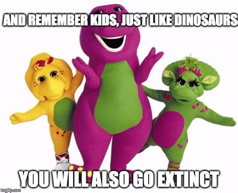 Barney Meme - 22 best images about my rude barney meme on pinterest