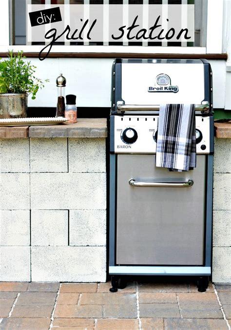 Best 25 Grill Station Ideas On Patio Ideas