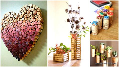creativity in home decoration 30 insanely creative diy cork recycling projects you