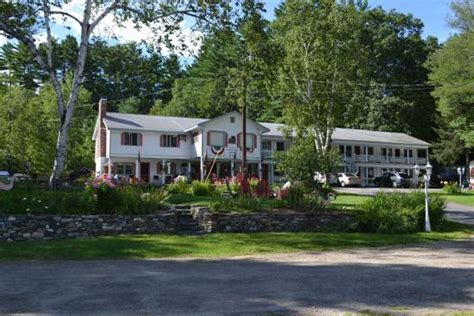 the lodge picture of cottage place on squam lake