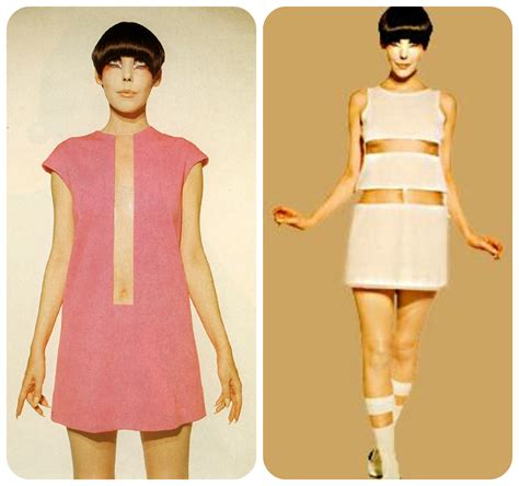 a gernreich of summer mixing the decades