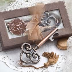 Antique Key Wedding Favors by Vintage Skeleton Key Bottle Opener Wedding Favors
