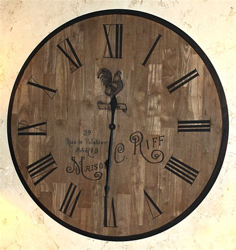 country clock diy country clock the graphics
