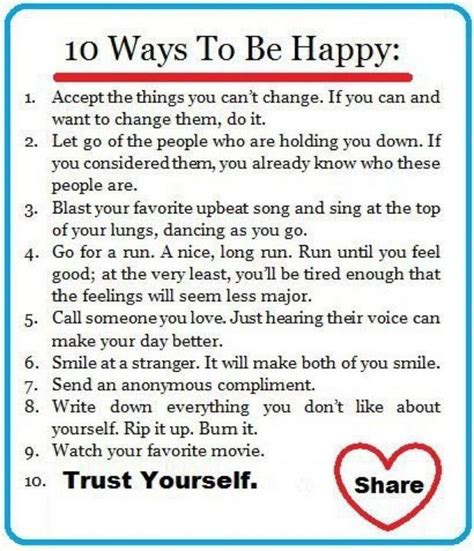 10 to happier living books top 10 best ways for you to be happy mrbolero