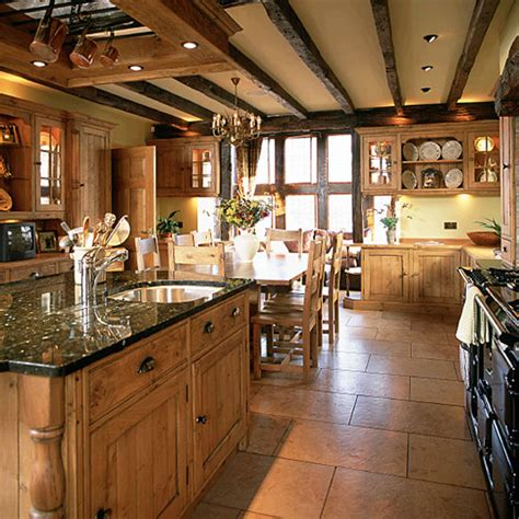 ideas for country kitchens country kitchen decorations