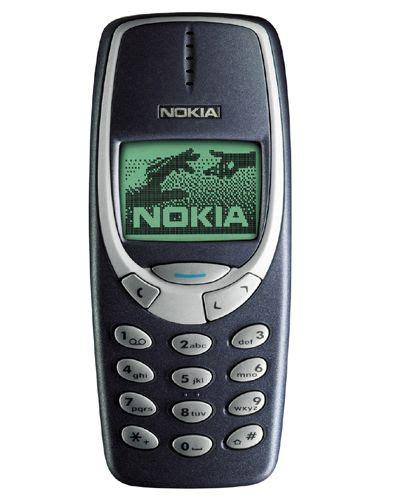 Hp Nokia 3310 handphone july 2009