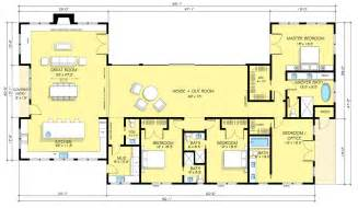 U Shaped Ranch House Plans ranch house revival in the wall street journal time to build