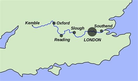 thames barrier location map file thames map svg wikimedia commons