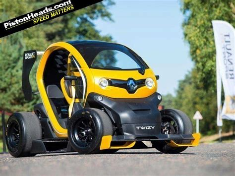 renault twizy f1 renault twizy f1 driven pistonheads