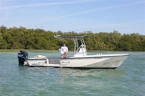 whaler commercial boats key colony beach boat rentals your keys vacation boat