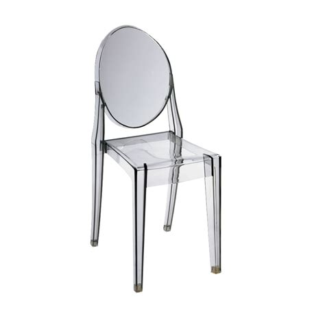 Philippe Starck Ghost Chair by Replica Philippe Starck Ghost Chair