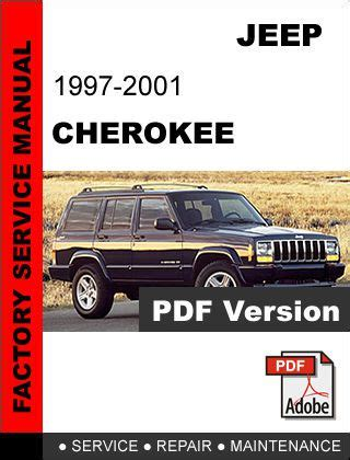 car service manuals pdf 2000 jeep cherokee electronic toll collection buy jeep cherokee 1997 2001 factory service repair shop manual wiring diagram motorcycle in