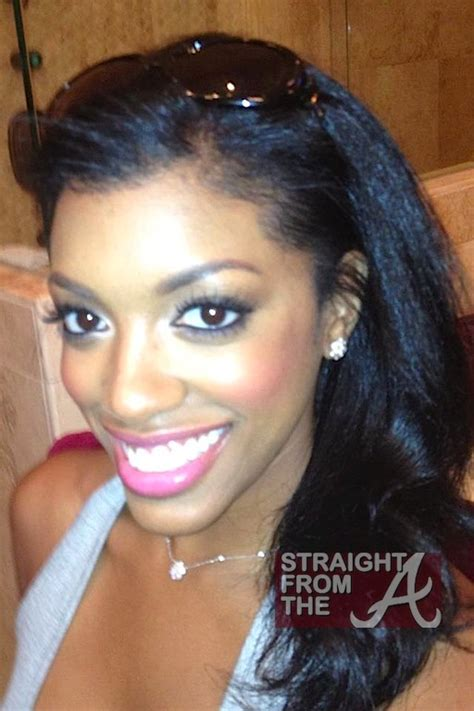 porcha atlanta house wife hair line how old is porsha stewart rhoa