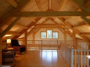 timber frame home at maine mountain timber frames llc