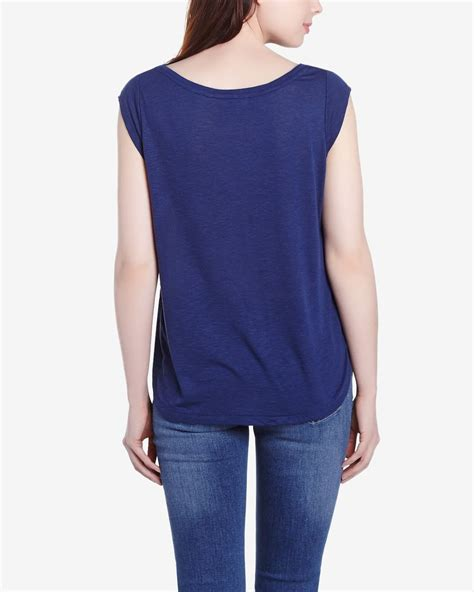 Sleeve Printed T Shirt sleeve printed t shirt reitmans