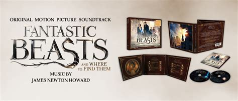 Where To Find Watertower Fantastic Beasts And Where To Find Them Soundtrack Announcement