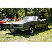 Picture Of 1968 Pontiac GTO Convertible