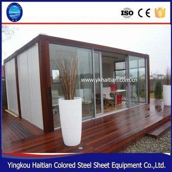 source prefabricated houses portacabin caravans  sale