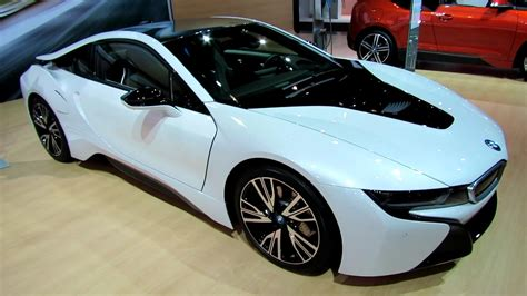 cars bmw i8 2015 bmw i8 exterior and interior walkaround 2013 la