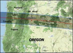 map of oregon totality 2017 total solar eclipse eclipse at madras