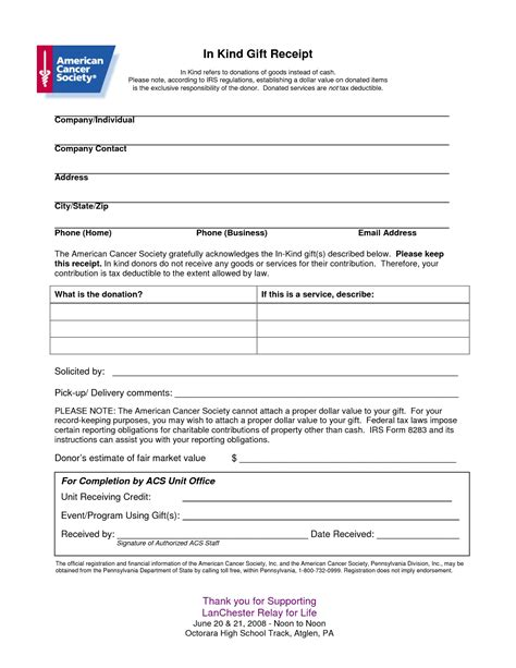 Donation Receipt Template Quickbooks by Donation Invoice Template Invoice Template Ideas