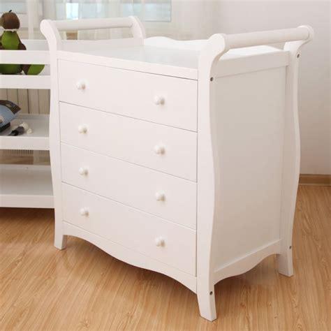 baby boy drawers kid s mdf pine 4 drawer tallboy chest in white buy