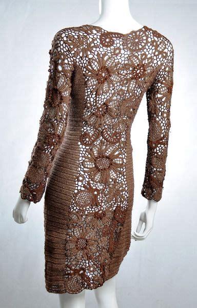 hochzeitskleid häkeln knielange kleider kleid geh 196 kelt baumwolle echte