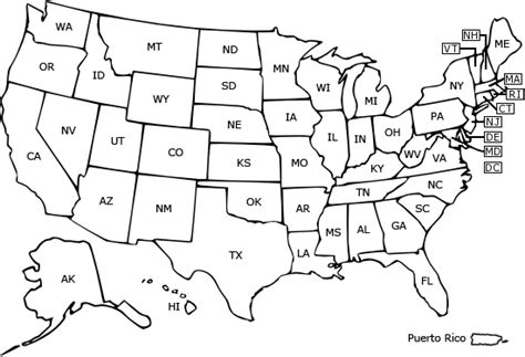 us map outline jpg color in usa map for history unit study the domestic beast