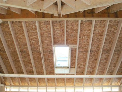 adding skylights   garage