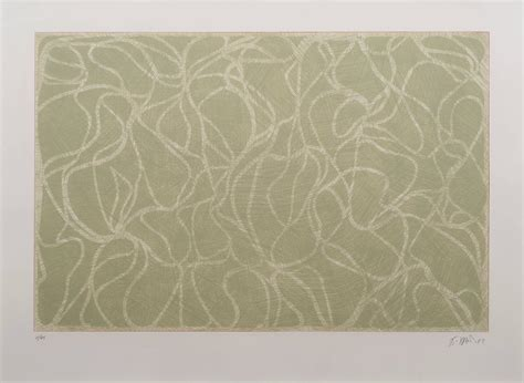brice marden red line muses for sale at 1stdibs