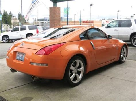purchase used 2007 nissan 350z touring coupe 2 door 3 5l