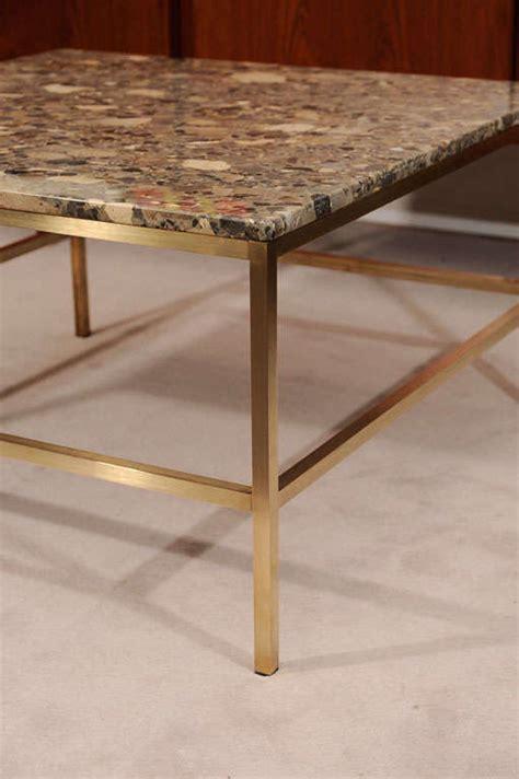 Granite Top Coffee Table Granite Top Coffee Table Att Harvey Probber At 1stdibs