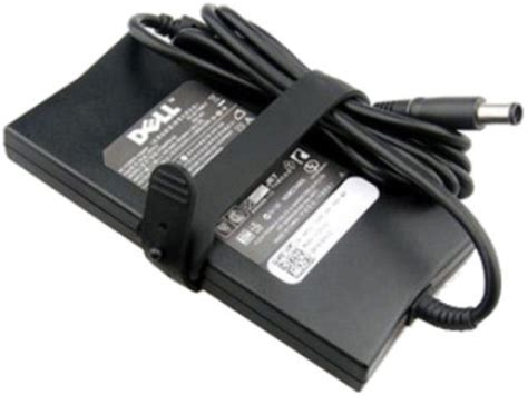 Adapter Laptop Dell dell 130w adapter without power cord dell flipkart