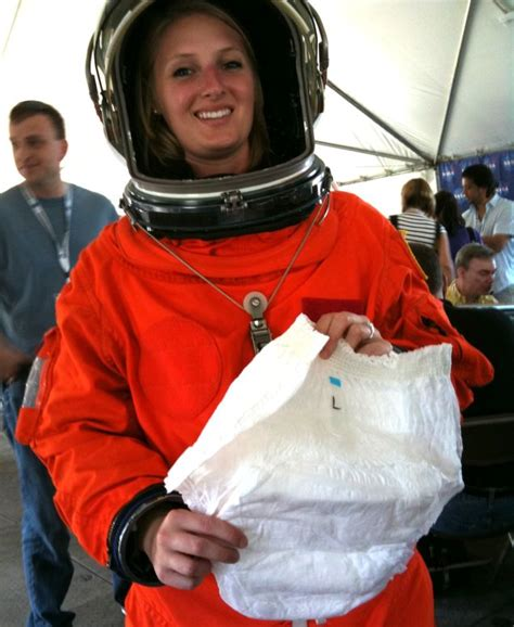 Obssessed Wearing Astronaut Charged With Murder by Astronauts Been Wearing Diapers Page 4 Pics About