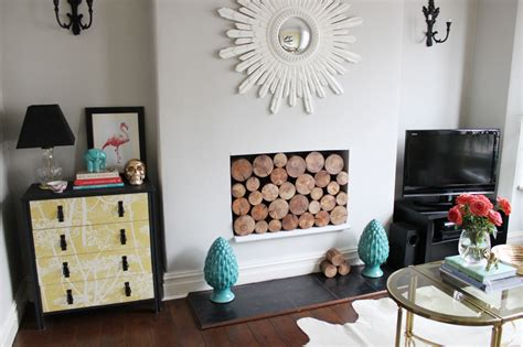 Decorative Logs In Fireplace by Top 10 Interiors Hacks Property News Property