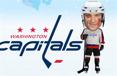 a bobblehead of yourself bobblehead yourself capitals outsider