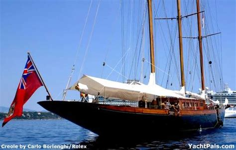 creole boat gucci s creole the largest wood sailing yacht in the