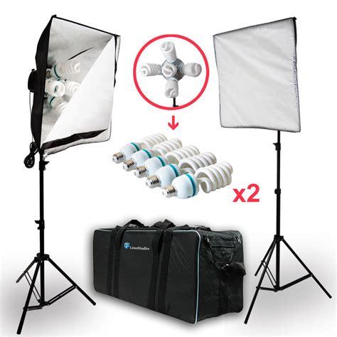 lighting kit photography 2000w photo studio photography softbox light stand