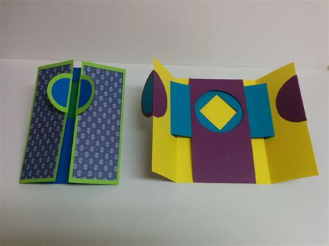how to make arts and crafts for and craft how to make window shutter card magic