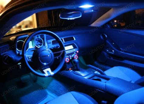 Interior Lights For Cars by 2011 Chevy Camaro Equipped With Led Interior Dome Lights