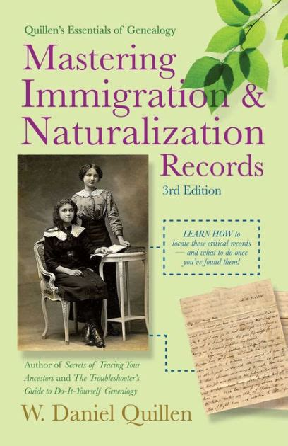 quills movie review ny times mastering immigration naturalization records by w