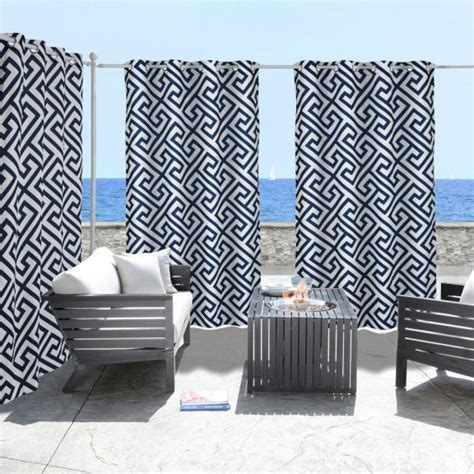 indoor outdoor curtain panels 51 best outdoor curtain panels and drapes images on