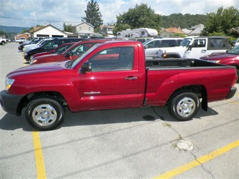 Toyota Tacoma 4 Cylinder For Sale Used Toyota Tacoma 4 Cylinder For Sale In Los Angeles