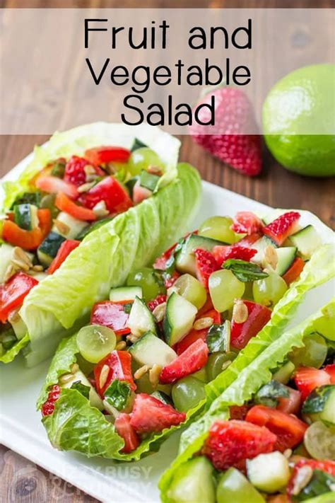 fruit  vegetable salad recipe vegetable salad
